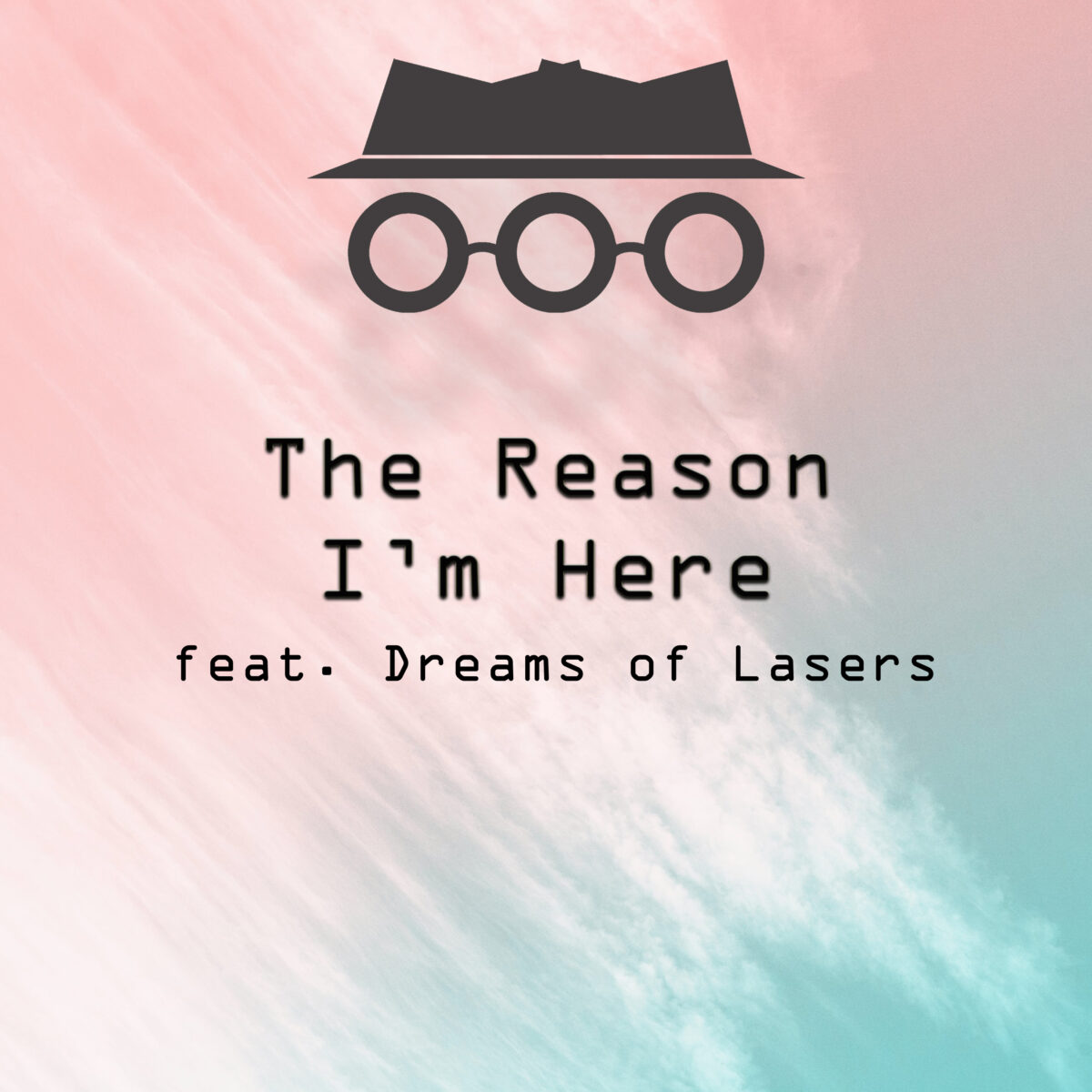 somewhat incognito - the reason im here artwork